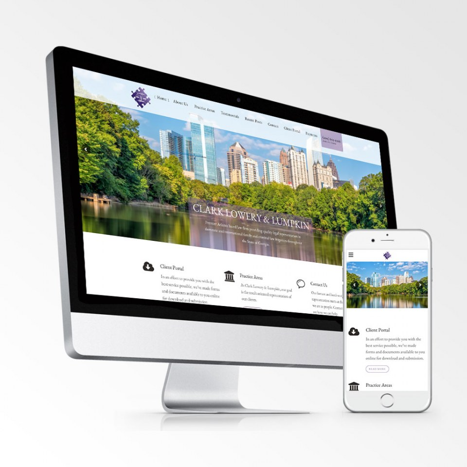 Clark Lowery & Lumpkin Browser